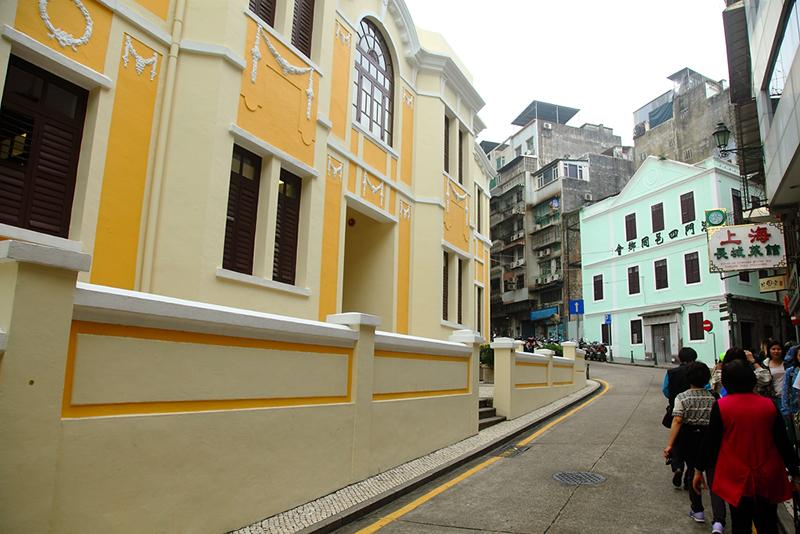 Hilly-Macau