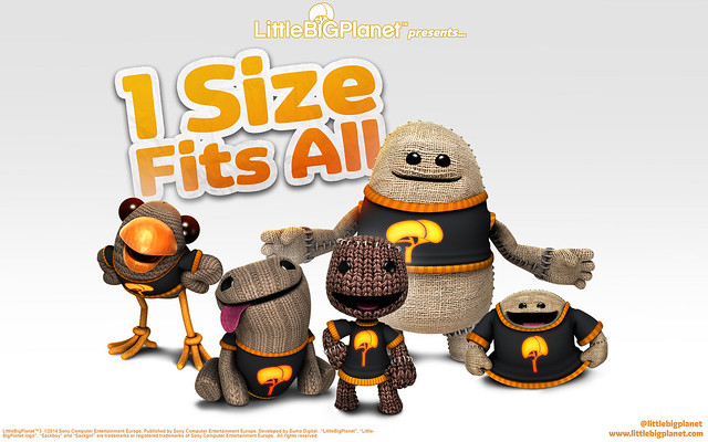 LittleBigPlanet 3: One Size Fits All