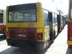 Ikarus 435.05 #7274, MZA Warszawa