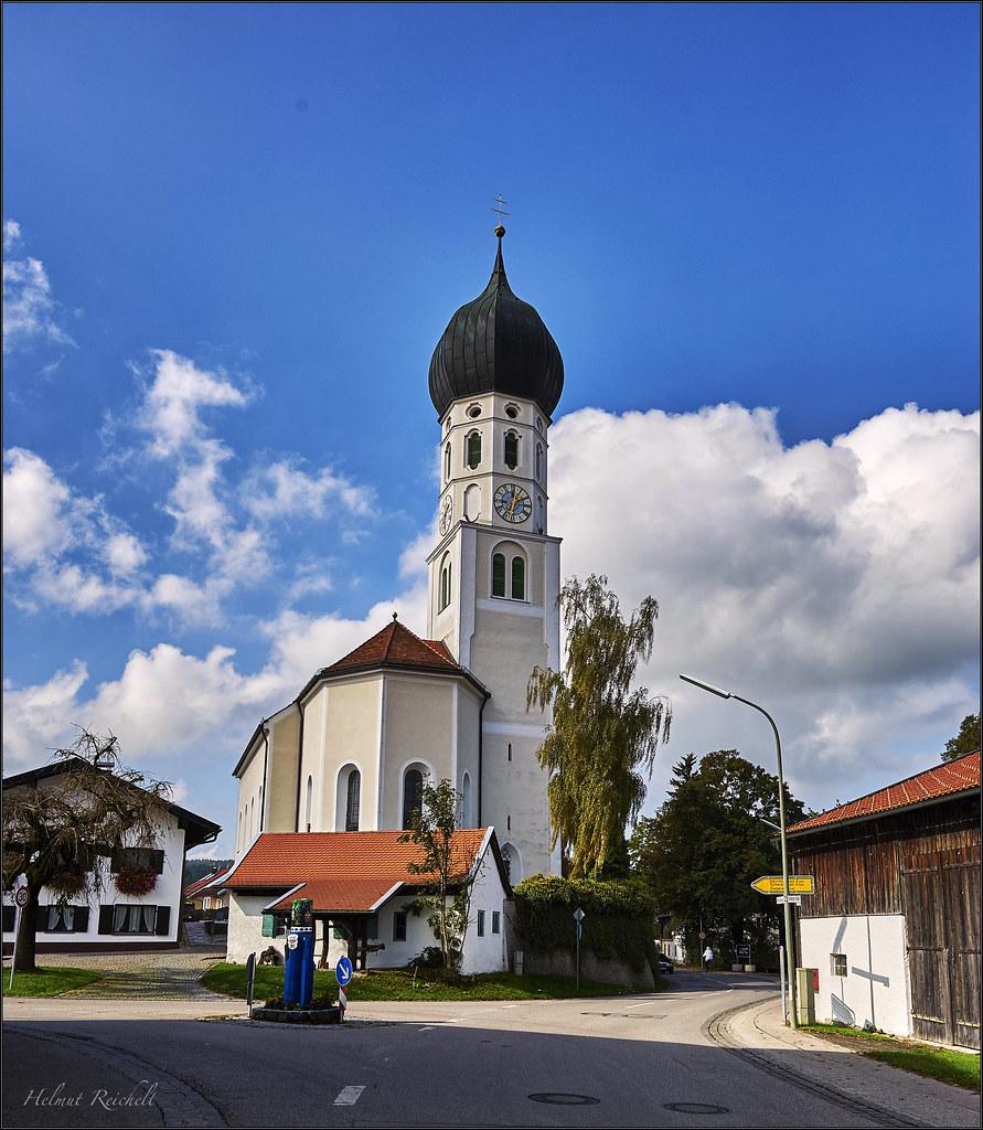 Die Geltinger Kirche