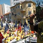 Passeata/ Entrega de Pauta da Campanha Salarial 2007 à Fiesp