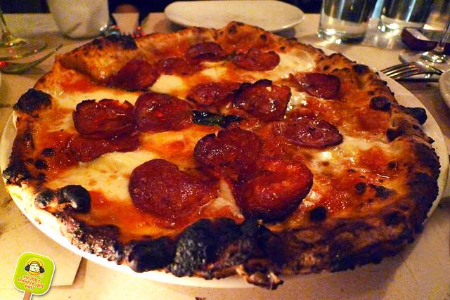 ROSSOPOMODORO - indiavolata pizza