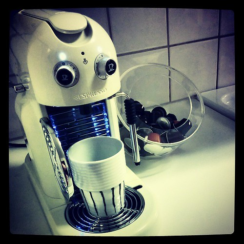 Ny medlem i familjen: #Maestria. #Nespresso