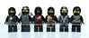 Ninjago Cole suits