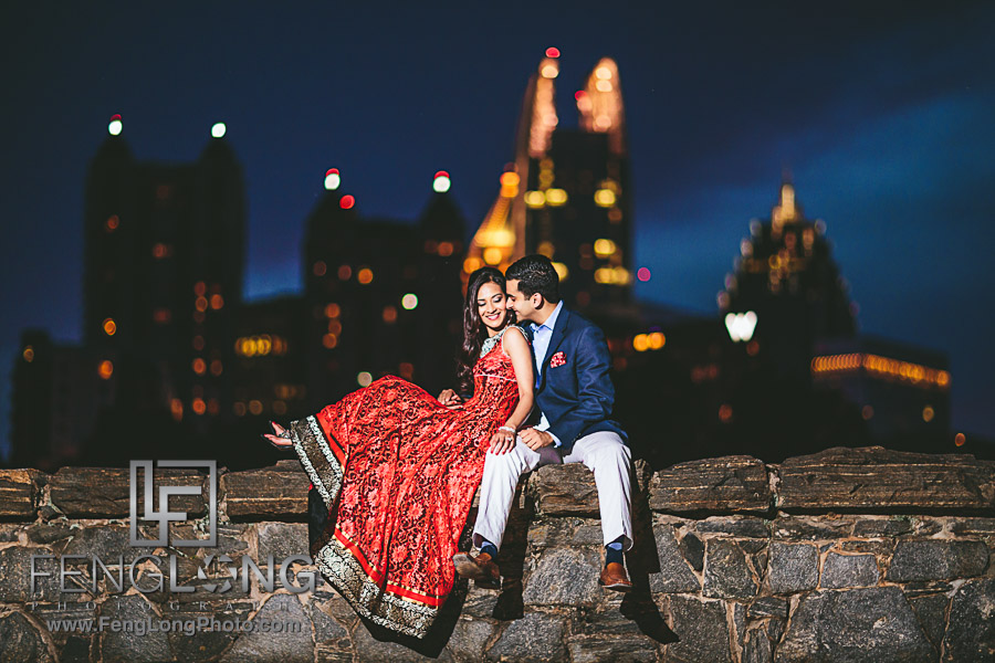 Atlanta Ismaili Indian Engagement Session