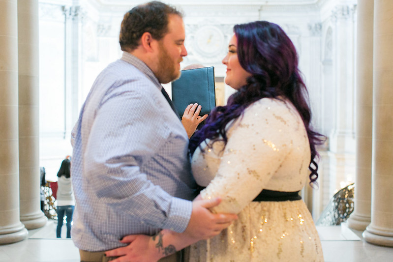 Intimate Elopement Wedding Ceremony