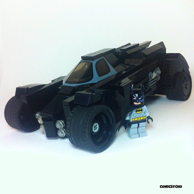 Batman Arkham Knight Batcave: Flickr: The Art Of The Batmobile Pool