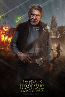 Han Solo - The Force Awakens