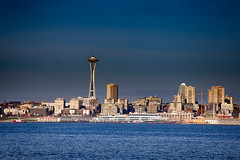 Seattle Skyline - 1