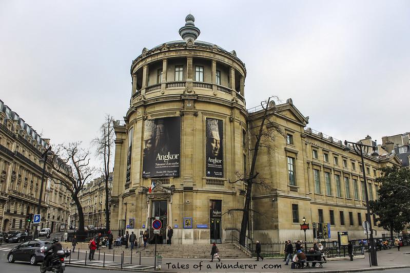 PARIS - Place d'Iéna / Musée Guimet