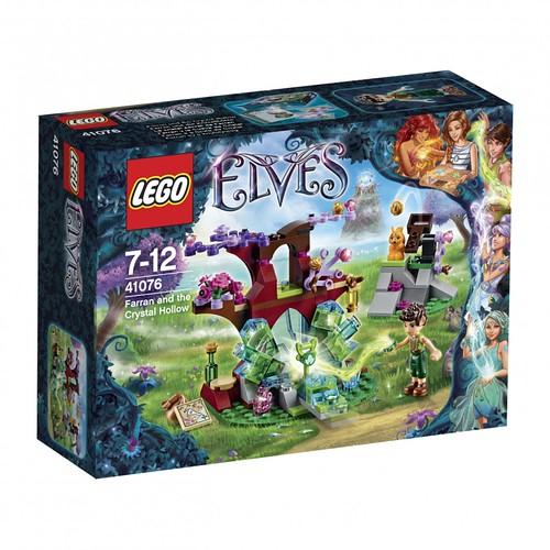 LEGO Elves 41076 Box