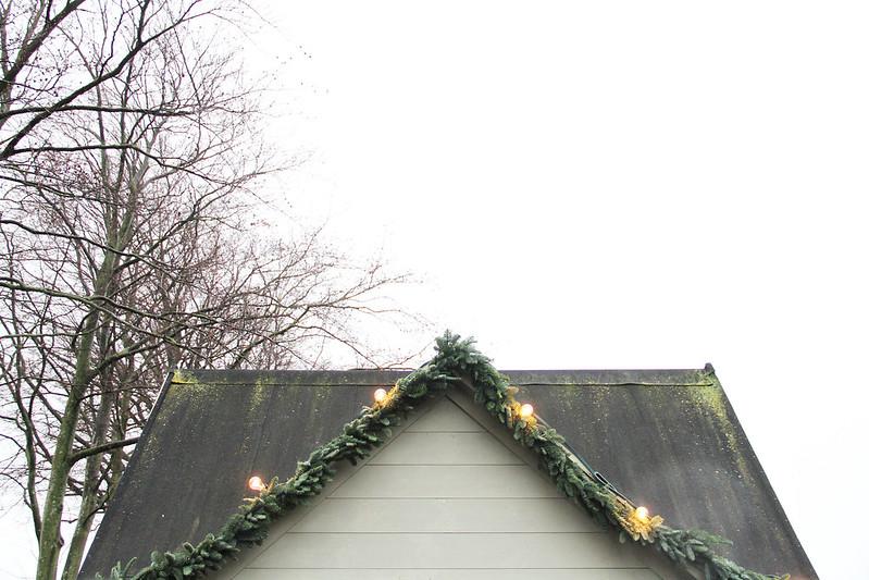 Katrinetorps julmarknad och stan med mamma!