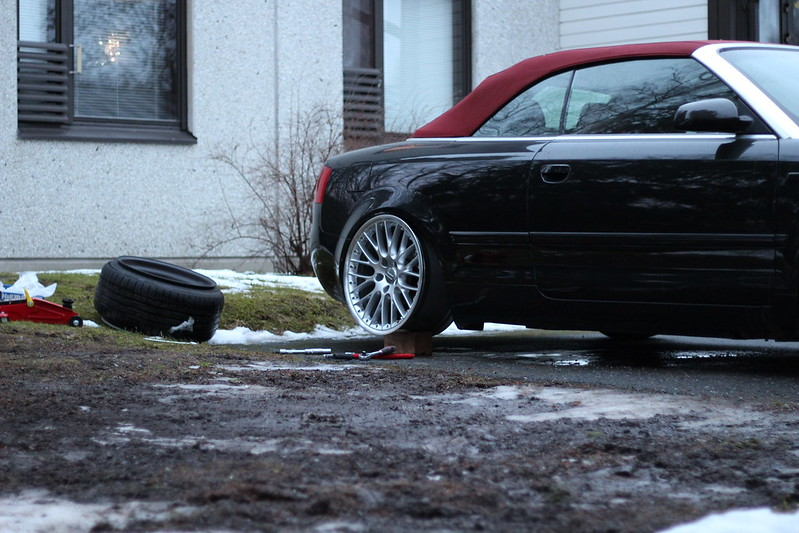 jusni: Audi A4 Bagged Bathtub - Sivu 3 15978782267_92e2863bd4_c