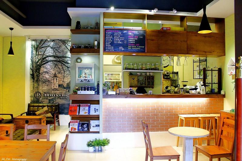 是啡之地(米蘭15caffee)樹林 (2)