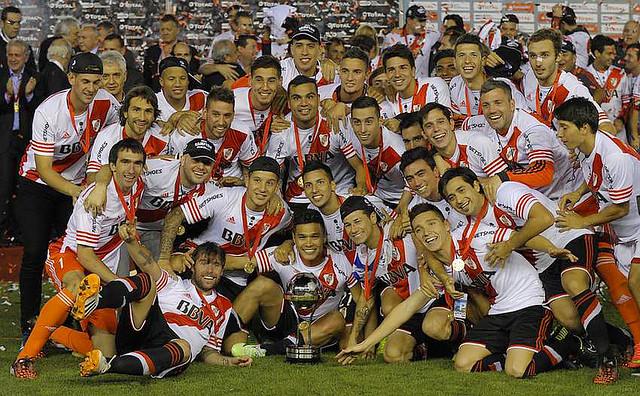 Club Atletico Rivre Plate, Campeón Sudamericano 2014