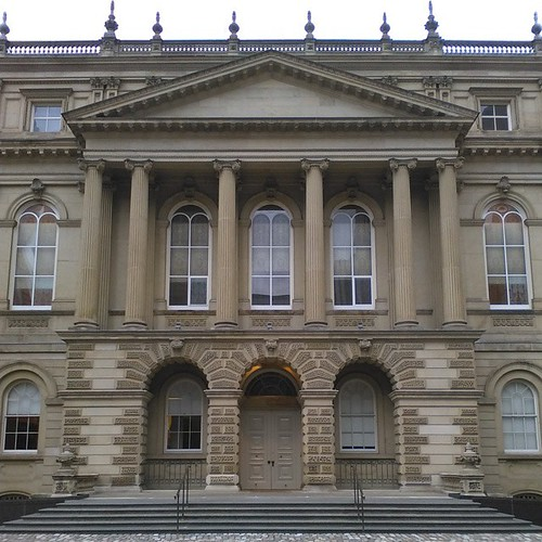 Osgoode Hall on Christmas, 1 #toronto #osgoodehall #torontophotos