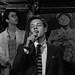 Frank Sinatra Wanna-be jazz singer