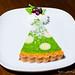 野莓抹茶乳酪蛋糕