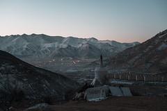 Stupa Overlooking Lhasa