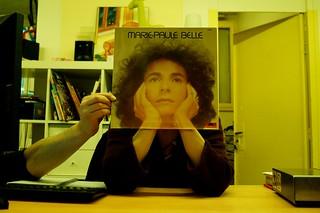 Marie Paule Belle (sleeveface)