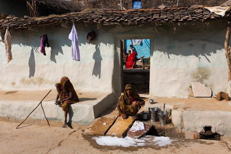 Laundry, Chitrakoot