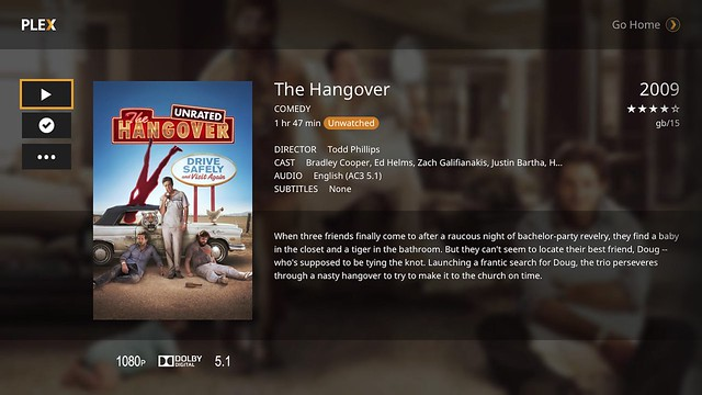 Plex Out Today, Stream Your Personal Media to PS4 and PS3