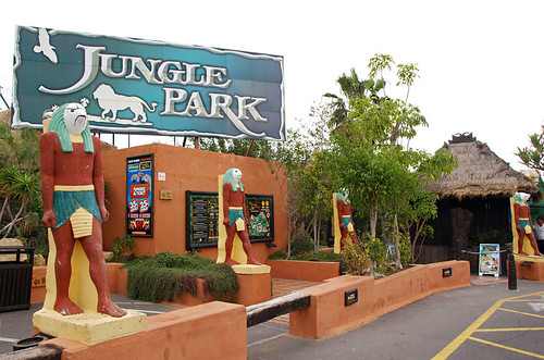 Jungle Park, Chayofa, Tenerife