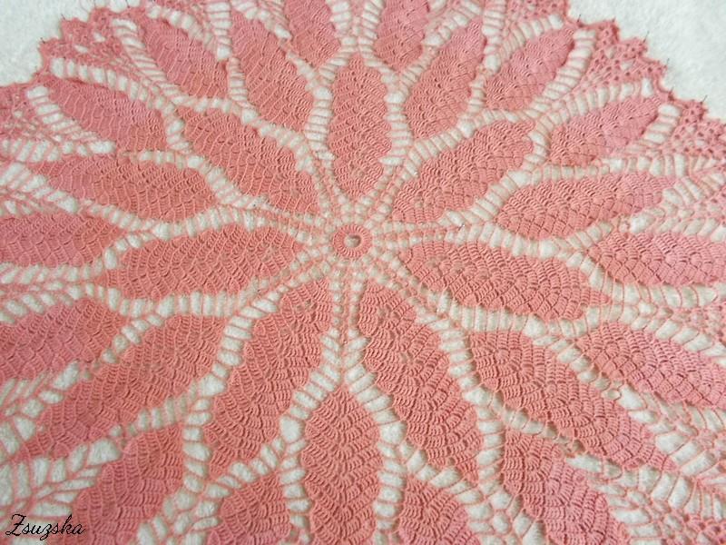 terítő, tablecloth, crochet (3)