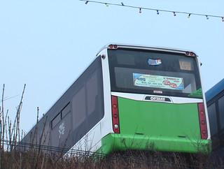 TrawsCymru Optare Tempo bus