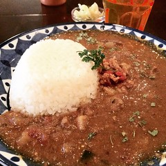 lamb kalbi curry #towerofbabil #osaka #japan #curry #lamb