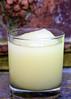 Lemon granita, Priora