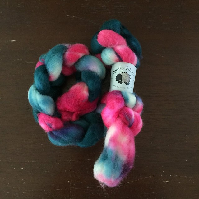 Spunky Eclectic BFL in Ballroom Dancing