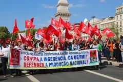Lisboa - Manifestação de 29 Setembro 2012