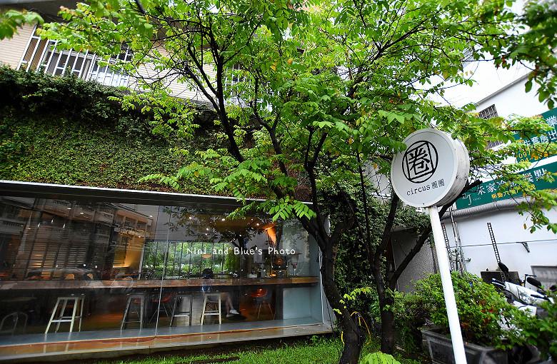 霧峰美食飲料咖啡簡餐圈圈亞洲大學02