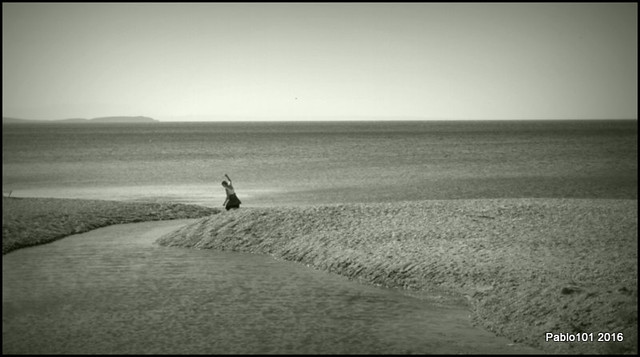 Walking in the Sands