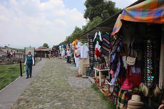 ภาพของ Teotihuacán ใกล้ Ampliación San Francisco. estadodeméxico mexico 2016 june 6d teotihuacan canon