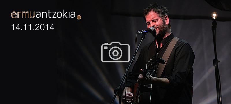 Fotograf�a del concierto de 'Jainko txiki eta jostalari hura'