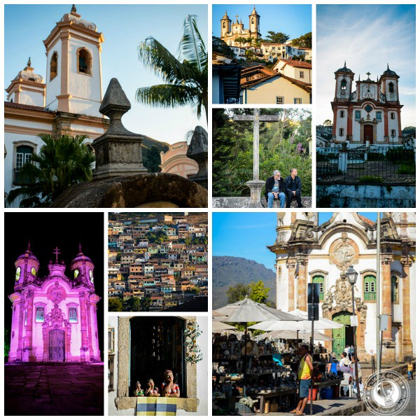 Ouro Preto Collage