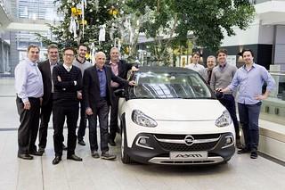 Opel-Blog: Die Blogger