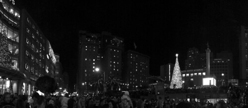 Christmas in the City - Union Square Holiday Tree Lighting