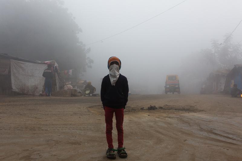 Masked, Allahabad