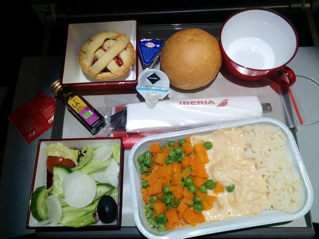 647 - En el avión