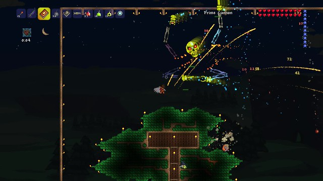 Terraria comes to ps4 tuesday bigger world new items cross play terraria on ps4 gumiabroncs Image collections