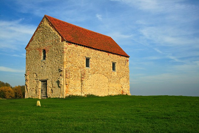 Chapel of St Peter-on-the-Wall, Bradwell-on-Sea, Essex