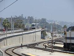 20140904 108 Gold Line Light Rail & Metrolink