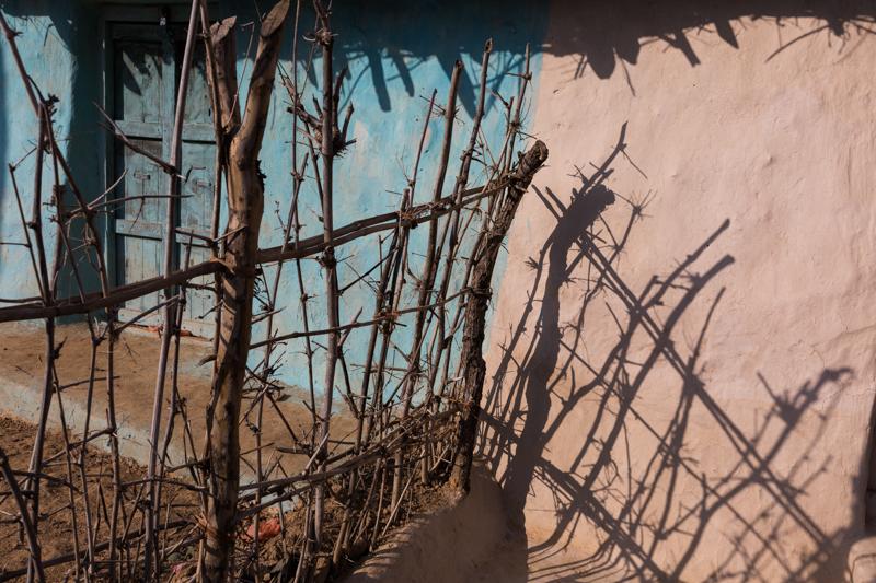 Fence, Chitrakoot