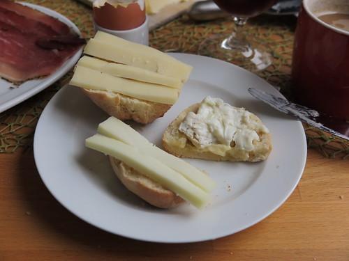 Baskeriu, Alta Badia und sehr leckerer Weichkäse