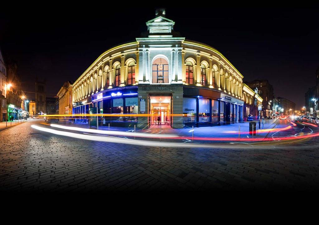 Merchant Square Hogmanay