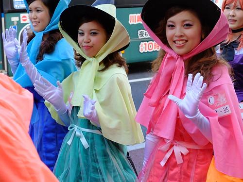 Kawasaki Halloween parade 2014 144