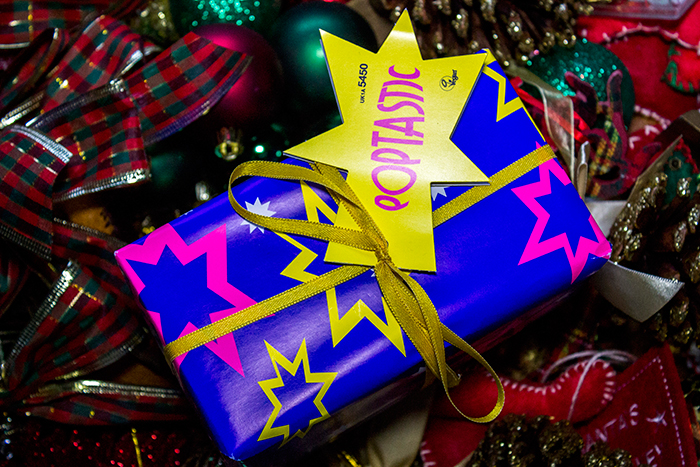 Lush Christmas Poptastic